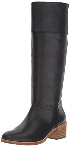UGG Women's Carlin Harness Boot,Black,9 M US by UGG