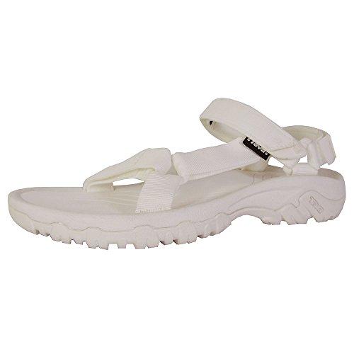 Teva Mens Hurricane XLT Athletic Sandal Shoes, Bright Whi...