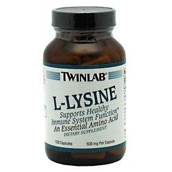 L Lysine 500mg 100 Capsule