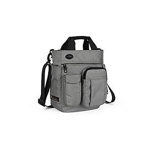 IBTXO Small Messenger Bag for Men and Women Multifunctional Crossbody Shoulder Bag College School Bookbag 26
