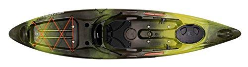 Perception Pescador 12 Sit on Top Kayak for Adults Fishing Kayak 12
