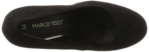 Scarpe Nero Marco black Tacco Donna Con 001 Tozzi 22452 6SAxfAqEp