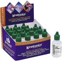 Precision Lens Cleaning Solution by Kinetronics