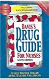 Package of Davis's Drug Guide for Nurses®, 9th Edition (with CD-ROM) and Mednotes : Nurse's Pocket Pharmacology Guide, Deglin, Judith Hopfer and Vallerand, April Hazard, 0803612257