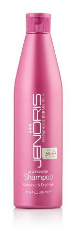 Jenoris Shampoo für gefärbtes und trockenes Haar - 500 ml, 1er Pack (1 x 500 ml)