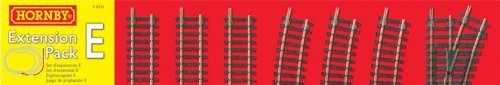 Hornby Track Extension Pack E by Hornby Hobbies