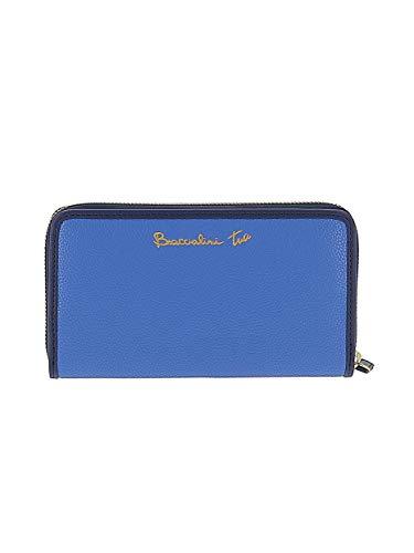 Bluette Braccialini Cartoline Blu Ecopelle Royal In Portafoglio qIvwfrxIO