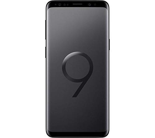Samsung Galaxy S9 Unlocked - 64gb - Midnight Black - US Warranty (Renewed) (Best Deal On A Samsung S8)