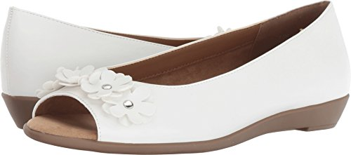 Aerosoles A2 Women's at Long Last White 7 B US