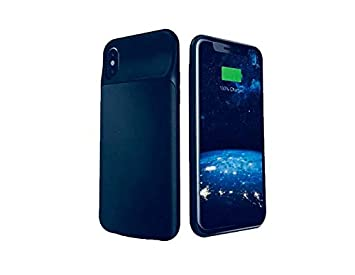 SPEZE - Carcasa para iPhone X/XS (batería Externa, Cargador ...