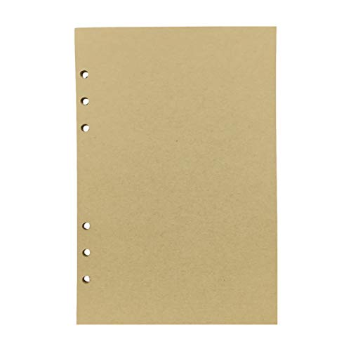 (A5 Brown Refill Paper)