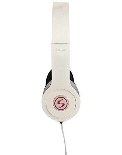 Signature VM 46 Stereo Bass Solo Headphones  White