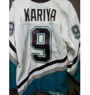 Signed-Kariya-Paul-Anaheim-Mighty-Ducks-Authentic-CCM-Anaheim-Mighty-Ducks-Jersey-autographed