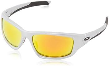 472eb9b042 Oakley Valve Polarized Men s Sunglasses with Iridium Flash Lens ...