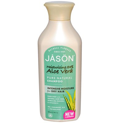 Jason - Jason Pure Natural Shampoo Aloe Vera For Dry Hair -