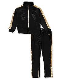 Lion Dynasty Boys' 2-Piece Tracksuit Pants Set
