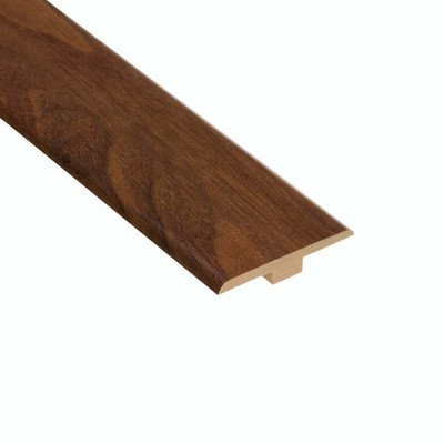 0.25'' x 1.44'' Laminate T-Molding in Monterrey Walnut