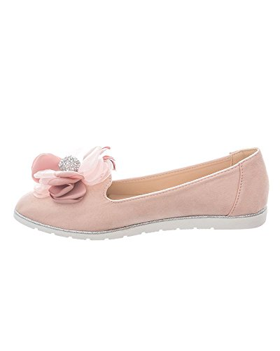 Chaussons SheLikes Femme pour SheLikes Rose Chaussons Rose pour SheLikes Femme PZgwF