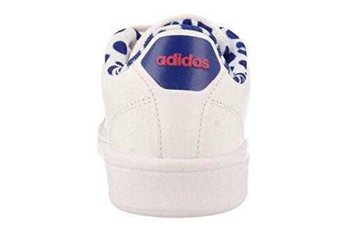 Ftwbla Sneakers Cloudfoam Women's Advantage Low adidas Ftwbla Rosene White Top 8C4OwWxq