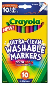 10 ct. Ultra-Clean Fine Line Markers Bold
