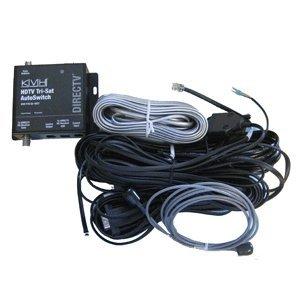 KVH HDTV Tri-Sat Autoswitch Kit f/M3DX (72-0301-07) (32866)