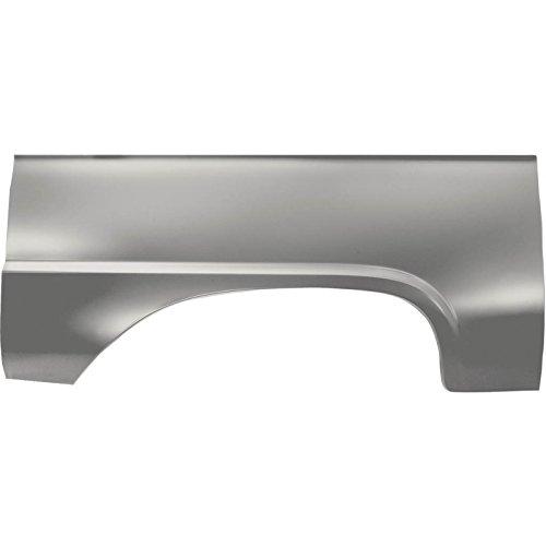 MACs Auto Parts 51-13309 -77 Bronco Rear Quarter Patch Panel-Right-Without Marker Cutout-51x23