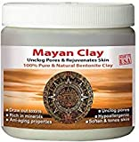 Mayan Secret - Indian Healing Clay - Deep Pore Cleansing Facial & Healing