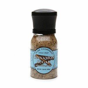 Olde Thompson Cinnamon Sugar Adjustable Grinder, 7.20 OZ. (205g)