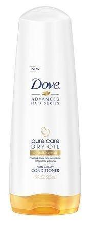 Dove Pure Care Dry Oil Conditioner - 12 oz