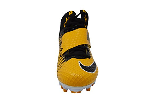 NIKE Cleats Pro White D black Opti Yellow Homme NIKELunar Beast ASBq7Ar