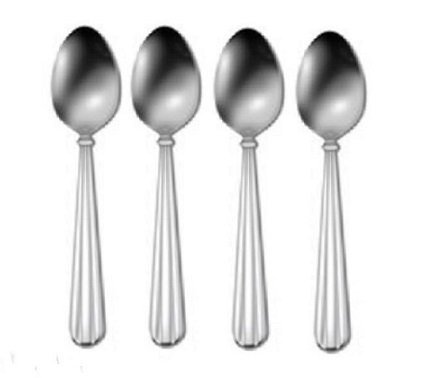 Four Teaspoon - Oneida Unity Teaspoons, Set of 4