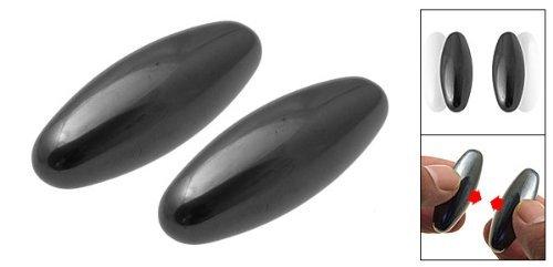 Rhode Island Novelty Large Singing Rattle Snake Eggs - Buzz Magnets - 2 Pack