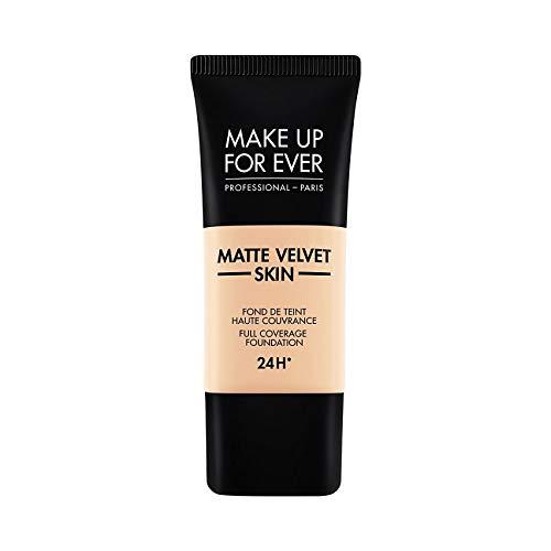 MAKE UP FOR EVER Matte Velvet Skin Full Coverage Foundation R230 - IVORY 1.01 oz/ 30 mL (Best Foundation Ever For Oily Skin)