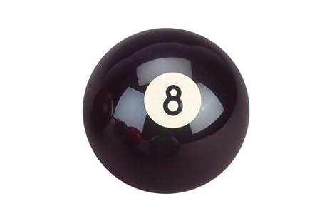 biliardo otto nero