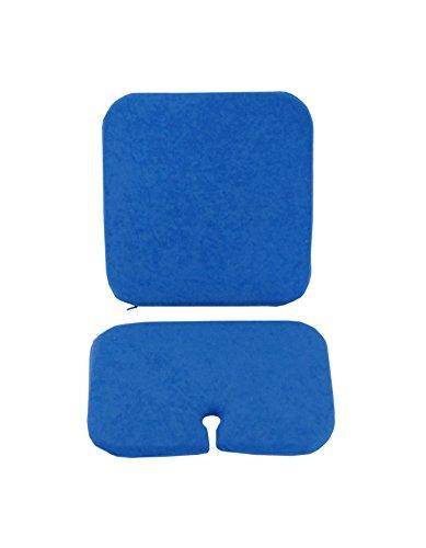 Nuun Kids Design 14.0194 - Cojín dos piezas para sillas y ...