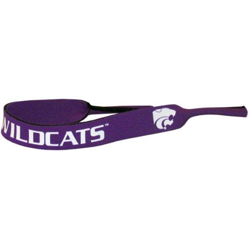 NCAA Kansas State Wildcats Neoprene Sunglass (Ncaa Kansas State Wildcats Glass)