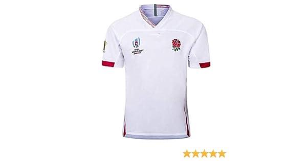 Camiseta de Fútbol de Visitante de la Copa Mundial de Rugby de ...