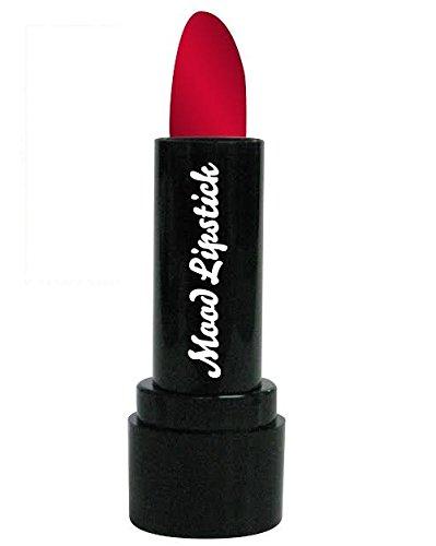 Mood Lips Lipstick, Red