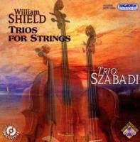 Counter Traditional Series - Shield: Trios for Strings