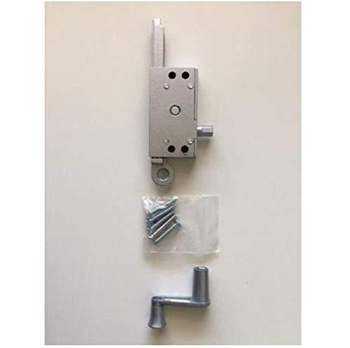 Jalousie Window Operator Hardware Gearbox KIT with Screw Set