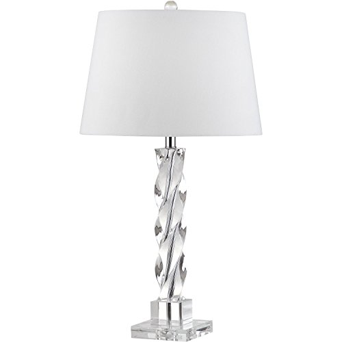 - Safavieh Lighting Collection Ice Palace 27.5-inch Table Lamp