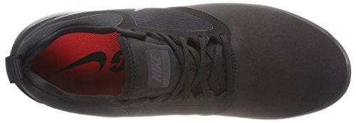 Uomo nero Running Scarpe Lunarsolo Nike wPq01Zy