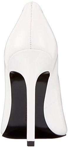 000 Patent Calvin Paige Jeans Escarpins Wht Blanc Klein Femme WtFqfFrz8w