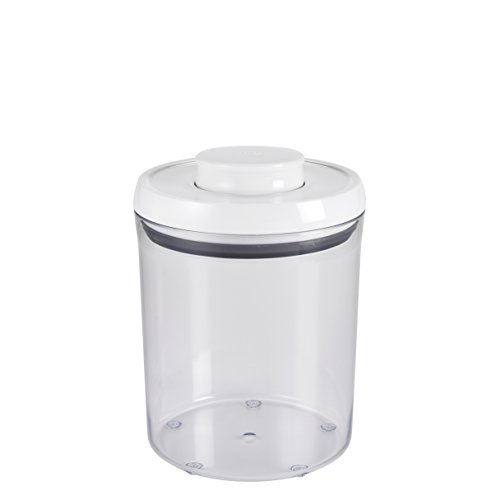 OXO Good Grips Airtight POP Round Canister (1.9 Qt)