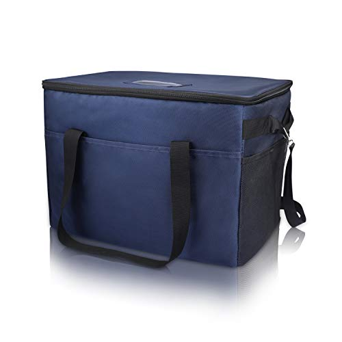 Insulated Food Delivery Bag-Commercial Delivery Bag for Hot Food,XXXL Food Warmer Bag 21