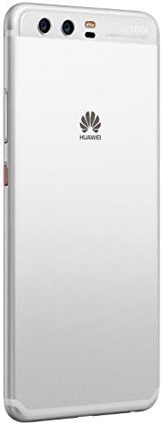 Huawei P10 VTR-L29 64GB Single-SIM (GSM Only, No CDMA) Factory Unlocked 4G/LTE Smartphone (Mystic Silver) - International Version with No Warranty