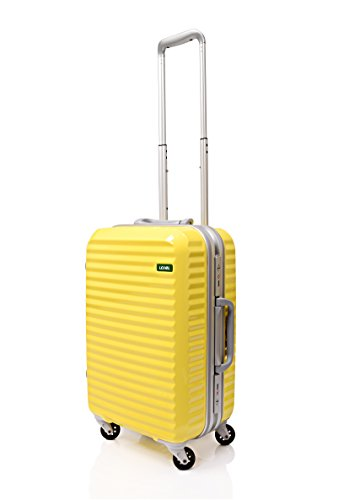 lojel-groove-frame-small-spinner-luggage-yellow-one-size