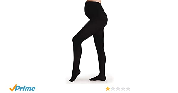 587faf3a7a001 Seraphine Women's 300 Denier Extra Soft Bamboo Maternity Tights at Amazon  Women's Clothing store: