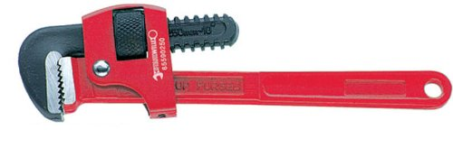 Stahlwille 65590600 Stillson Pipe Wrench 24 Size 600mm Length 77mm Maximum Jaw Opening