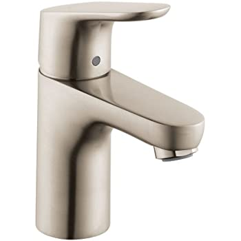 Fabulous Hansgrohe 04370820 Focus E 70 Single Hole Faucet, Brushed Nickel  RH17